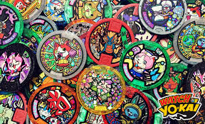 yo kai watch japanese vs english medal collection woy hangout