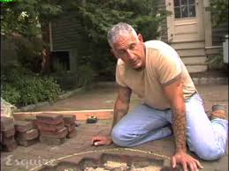 How To Regrout Patio Slabs How To Fix Your Patio Ask A Landscaper Youtube