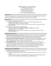 graduate resume objective how to write a career objective on a