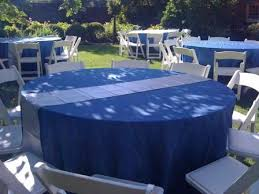 events with design table cloth gallery blue