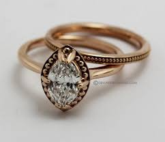made engagement rings made engagement ring marquise gold by devlin