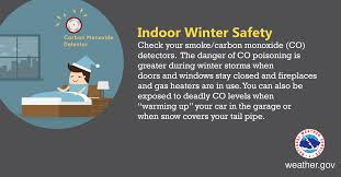 winter weather awareness week 2017 safety and preparedness
