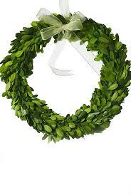 boxwood wreath wreath 10 preserved boxwood