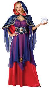 Fortune Cookie Halloween Costume Fortune Teller Female Halloween Costumes