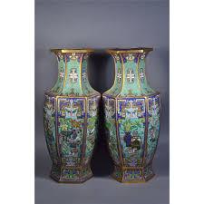 Antique Cloisonne Vases Antique Asian Vases Beautiful Asian Vases For Exotic Asian Decor