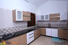 modern kitchen design kerala 88 square amazing contemporary kitchen interior design