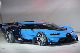 concept bugatti veyron bugatti vision gran turismo hints at chiron