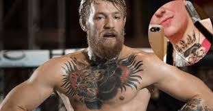 four mcgregor mega fans copy conor s chest get
