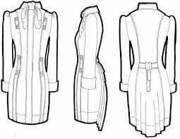 fashion design flat sketch new android apps on google play