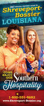 2017 official visitors u0027 guide to shreveport bossier louisiana by