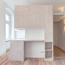 design apartment berlin micro apartment architecture interiors and design dezeen