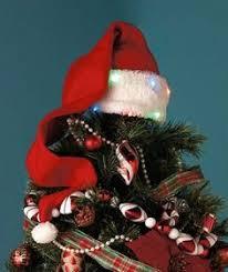 santa hat tree topper http shop crackerbarrel santa hat tree