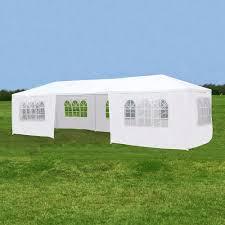 Canopy Tent Wedding by 10 U0027x30 U0027 Party Wedding Tent Gazebo Pavilion Cater Marquee Canopy