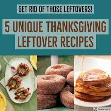 5 unique thanksgiving leftovers recipes harmonic
