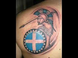 ancient greek tattoos youtube