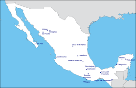 Map Of Michoacan Mexico by Planet Bell Links Mexico Off The Beaten Path Planet Bell