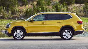 volkswagen atlas sel 2018 volkswagen atlas sel v6 4motion side hd wallpaper 110
