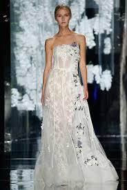 and green wedding dresses favorite wedding dresses from barcelona bridal week green