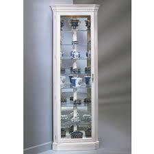 glass corner curio cabinet glass corner curio cabinet corner cabinets