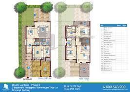 phase 2 floor plans of bloom gardens