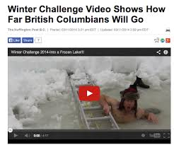 Challenge Huffington Post Huffington Post Features Captain Quinn S Winter Challenge