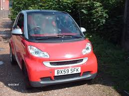 smart car passion diesel automatic 59 plate in southampton
