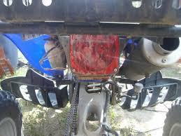cheap and easy l e d tail brake light yamaha yfz450 forum