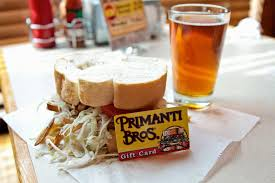 Best Buffet In Pittsburgh by Market Square Primanti Bros