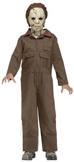michael myers jumpsuit boys michael myers costume michael myers costume