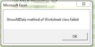 excel macro to loop through each worksheet and unfilter all