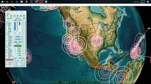 Italy Earthquake Map by 10 08 2016 West Coast Us Italy Earthquake Watch