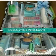 Paket Make Up Wardah Untuk Seserahan images about etalasewardah on instagram