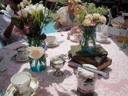 high tea kitchen tea ideas photo bridal shower tea party image