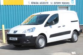 used peugeot partner vans for sale in cardiff bay cardiff