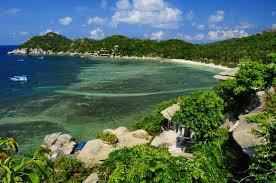thian ok beach koh tao stunning beach u0026 2 beachfront resorts