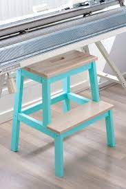 ikea step diy wrapping gifts inspiration ikea step stool painted