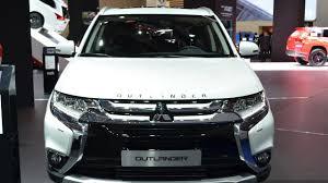 mitsubishi india 2017 mitsubishi outlander 2 4 litre petrol seven seater suv