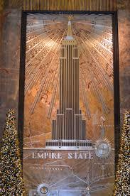 empire state building u0027s hall relief circa 1930 aluminium new