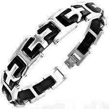 mens bracelet styles images My daily styles men 39 s bracelets sears jpg&a