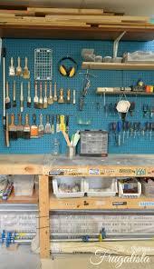 Amazing Garage Workbench Ideas 11 Garage Workshop Shed by 25 Unique Basement Workshop Ideas On Pinterest Garage Workshop