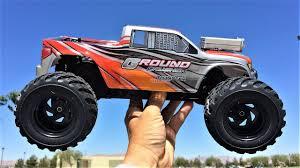 Hbx 12883p 1 12 Big Foot Rc Racing Car Rtr Youtube