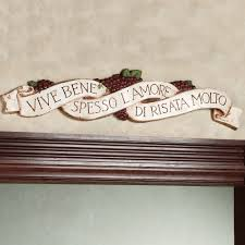 kitchen wall plaques kitchen design ideas kitchen wall decor and dining room touch of