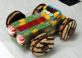 edible legos ivcc nsf grant edible car contest cars