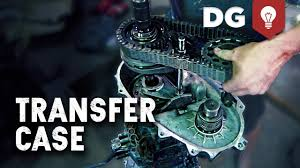 how to rebuild a new process np transfer case youtube