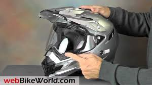 afx motocross helmet afx fx 41ds helmet youtube