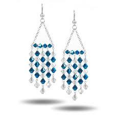 Crystal Beads For Chandelier Beading Design Ideas How To Create Swarovski Chandelier Earrings