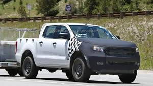 Ford Ranger Truck 2014 - 2015 ford ranger spied testing in the united states