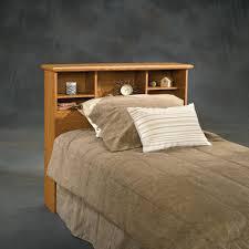 South Shore Headboard South Shore Popular Twin Mates Bed Bookcase Headboard Natural