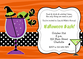 halloween cocktails clipart 27