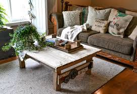 a junk styled pallet wood coffee table anyone can make hometalk